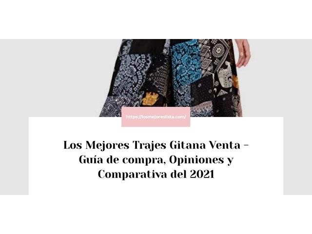 Los Mejores Trajes Gitana Venta – Guía de compra, Opiniones y Comparativa del 2021 (España)