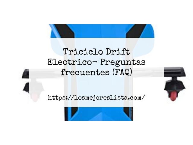 Los Mejores Triciclo Drift Electrico – Guía de compra, Opiniones y Comparativa del 2021 (España)