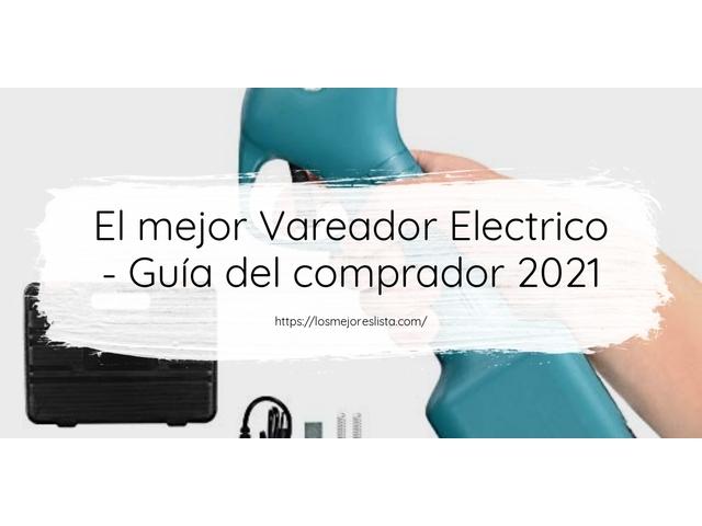 Los Mejores Vareador Electrico – Guía de compra, Opiniones y Comparativa del 2021 (España)
