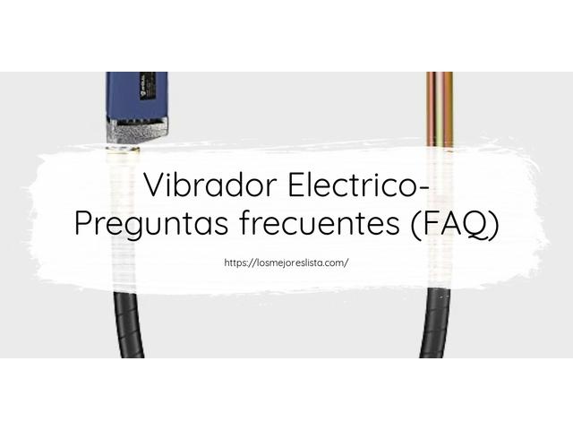 Los Mejores Vibrador Electrico – Guía de compra, Opiniones y Comparativa del 2021 (España)