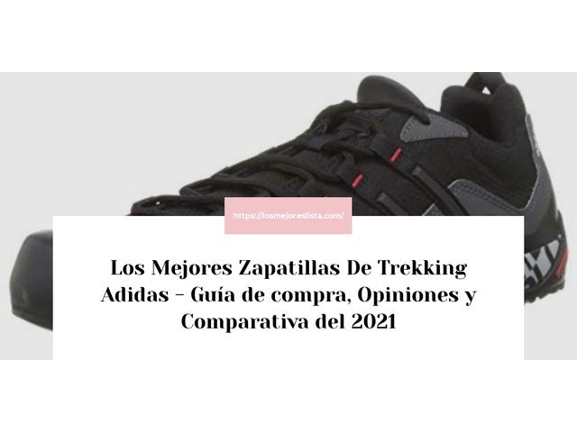 Los Mejores Zapatillas De Trekking Adidas – Guía de compra, Opiniones y Comparativa del 2021 (España)