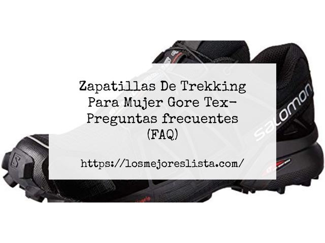 Los Mejores Zapatillas De Trekking Para Mujer Gore Tex – Guía de compra, Opiniones y Comparativa del 2021 (España)