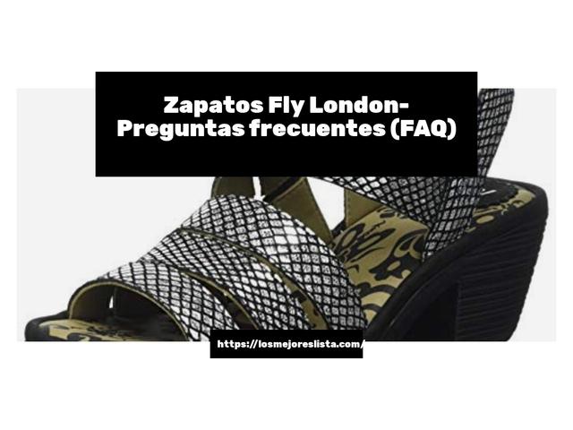 Los Mejores Zapatos Fly London – Guía de compra, Opiniones y Comparativa del 2021 (España)