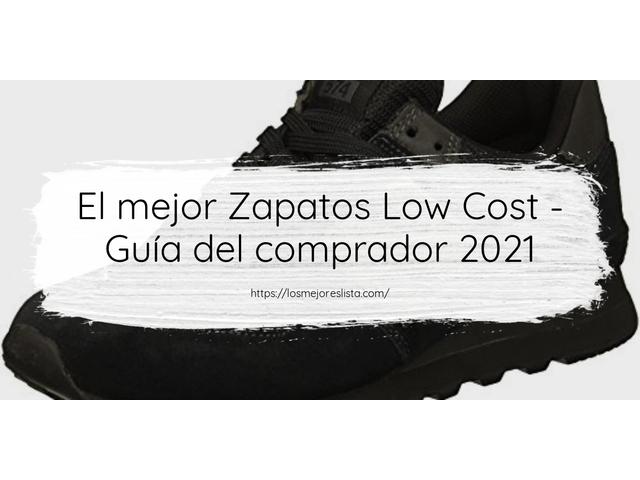 Los Mejores Zapatos Low Cost – Guía de compra, Opiniones y Comparativa del 2021 (España)
