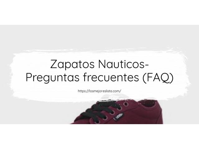Los Mejores Zapatos Nauticos – Guía de compra, Opiniones y Comparativa del 2021 (España)
