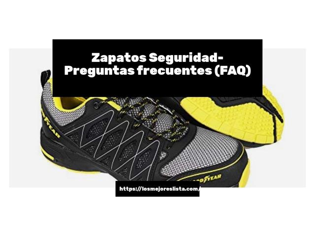 Los Mejores Zapatos Seguridad – Guía de compra, Opiniones y Comparativa del 2021 (España)