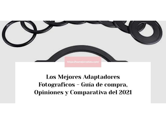 Los Mejores Adaptadores Fotograficos – Guía de compra, Opiniones y Comparativa del 2021 (España)
