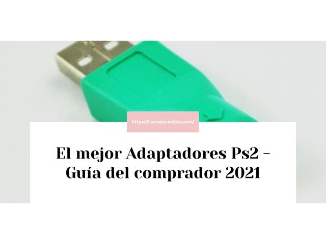 Los Mejores Adaptadores Ps2 – Guía de compra, Opiniones y Comparativa del 2021 (España)