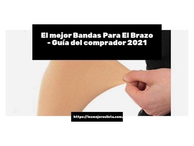 Los Mejores Bandas Para El Brazo – Guía de compra, Opiniones y Comparativa del 2021 (España)