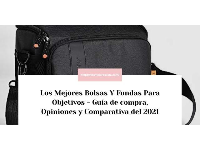 Los Mejores Bolsas Y Fundas Para Objetivos – Guía de compra, Opiniones y Comparativa del 2021 (España)
