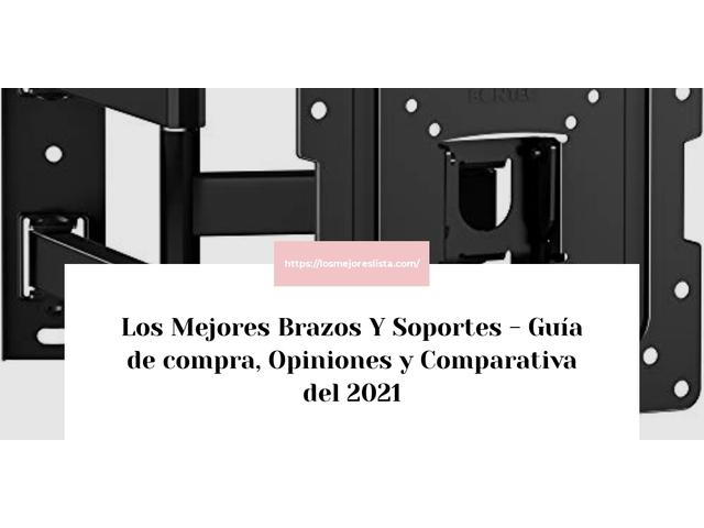 Los Mejores Brazos Y Soportes – Guía de compra, Opiniones y Comparativa del 2021 (España)