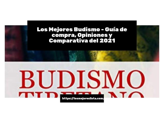 Los Mejores Budismo – Guía de compra, Opiniones y Comparativa del 2021 (España)