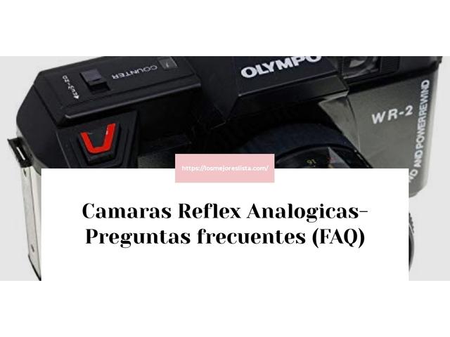 Los Mejores Camaras Reflex Analogicas – Guía de compra, Opiniones y Comparativa del 2021 (España)