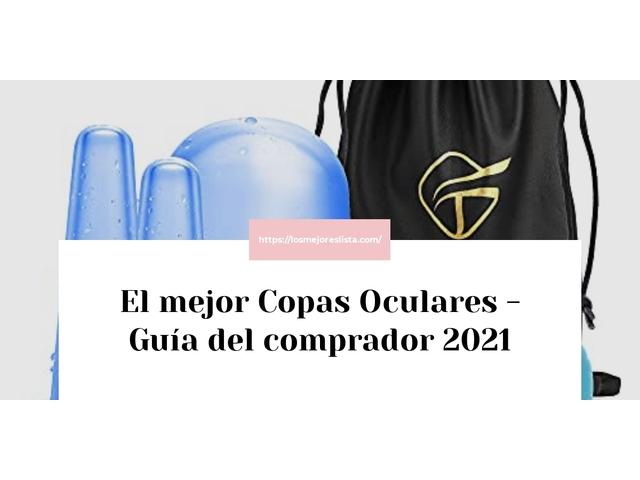 Los Mejores Copas Oculares – Guía de compra, Opiniones y Comparativa del 2021 (España)