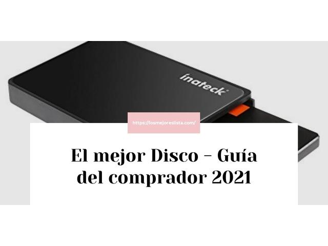 Los Mejores Disco – Guía de compra, Opiniones y Comparativa del 2021 (España)