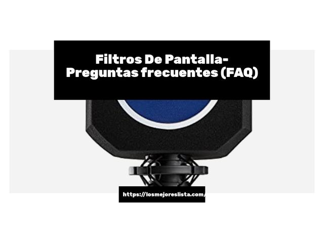 Los Mejores Filtros De Pantalla – Guía de compra, Opiniones y Comparativa del 2021 (España)