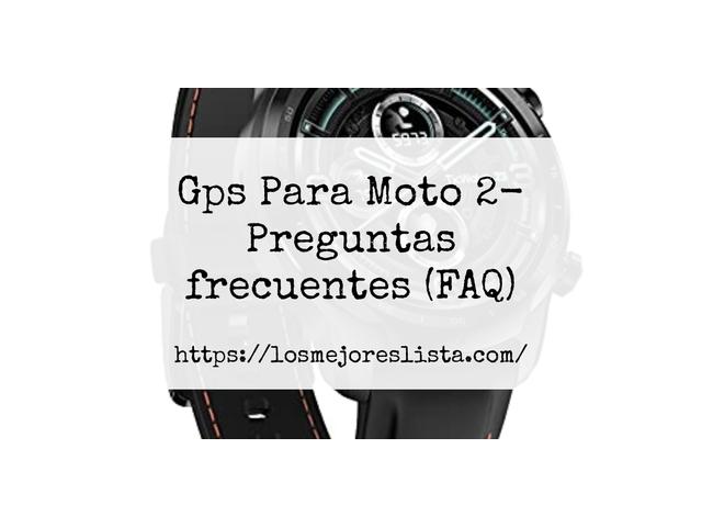 Los Mejores Gps Para Moto 2 – Guía de compra, Opiniones y Comparativa del 2021 (España)