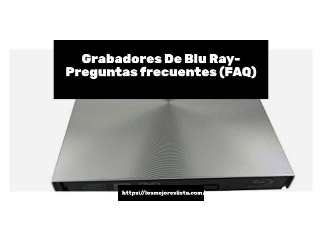 Los Mejores Grabadores De Blu Ray – Guía de compra, Opiniones y Comparativa del 2021 (España)