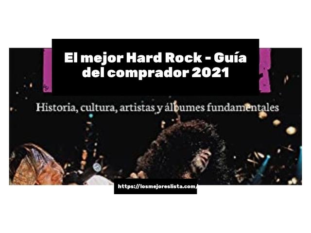Los Mejores Hard Rock – Guía de compra, Opiniones y Comparativa del 2021 (España)