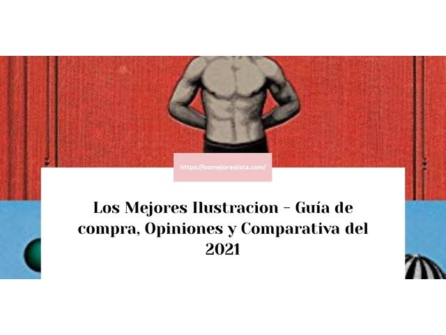 Los Mejores Ilustracion – Guía de compra, Opiniones y Comparativa del 2021 (España)