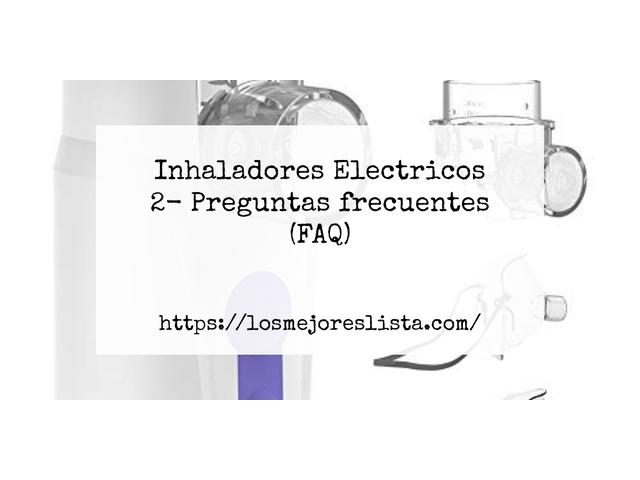 Los Mejores Inhaladores Electricos 2 – Guía de compra, Opiniones y Comparativa del 2021 (España)