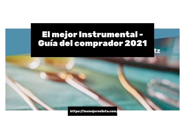 Los Mejores Instrumental – Guía de compra, Opiniones y Comparativa del 2021 (España)