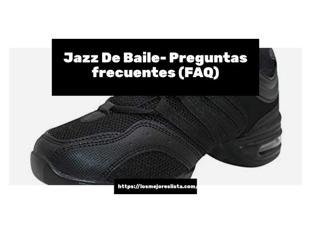Los Mejores Jazz De Baile – Guía de compra, Opiniones y Comparativa del 2021 (España)