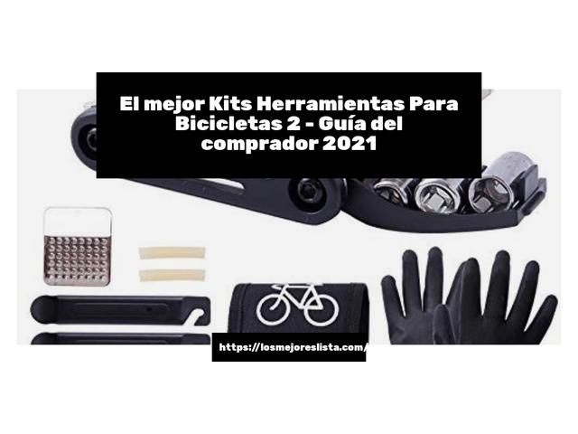 Los Mejores Kits Herramientas Para Bicicletas 2 – Guía de compra, Opiniones y Comparativa del 2021 (España)