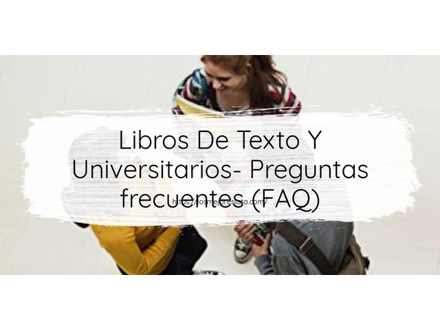 Los Mejores Libros De Texto Y Universitarios – Guía de compra, Opiniones y Comparativa del 2021 (España)