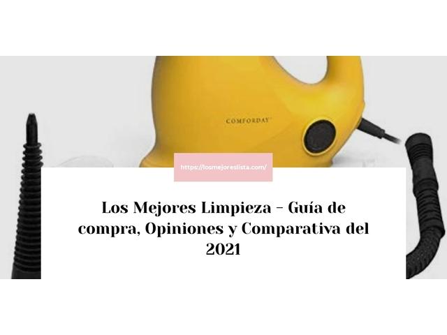 Los Mejores Limpieza – Guía de compra, Opiniones y Comparativa del 2021 (España)