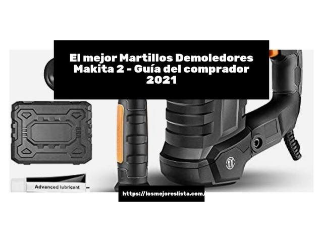 Los Mejores Martillos Demoledores Makita 2 – Guía de compra, Opiniones y Comparativa del 2021 (España)