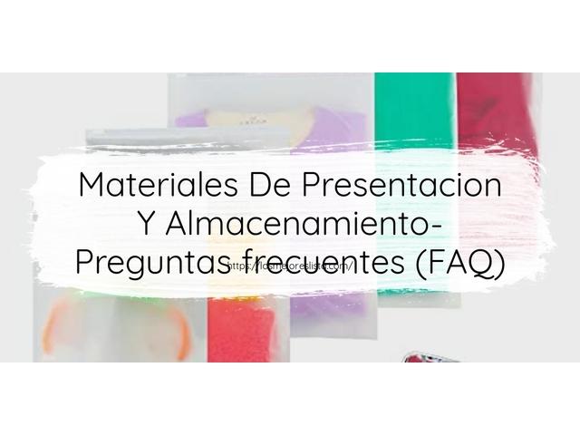 Los Mejores Materiales De Presentacion Y Almacenamiento – Guía de compra, Opiniones y Comparativa del 2021 (España)