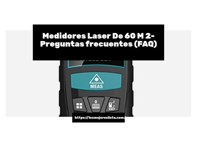 Los Mejores Medidores Laser De 60 M 2 – Guía de compra, Opiniones y Comparativa del 2021 (España)