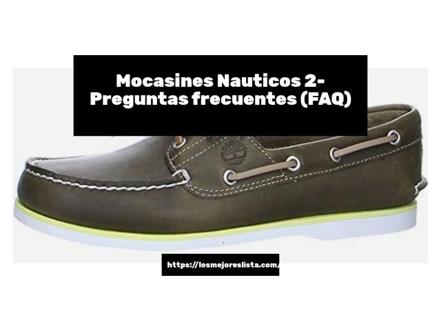 Los Mejores Mocasines Nauticos 2 – Guía de compra, Opiniones y Comparativa del 2021 (España)