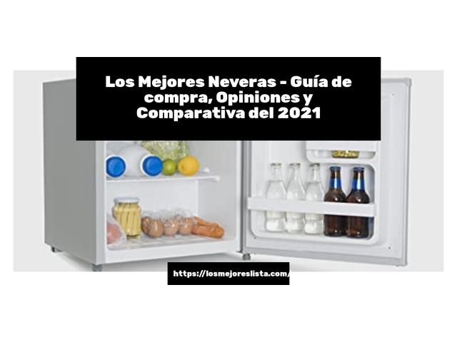 Los Mejores Neveras – Guía de compra, Opiniones y Comparativa del 2021 (España)