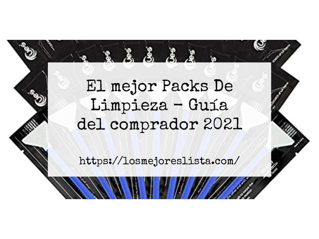 Los Mejores Packs De Limpieza – Guía de compra, Opiniones y Comparativa del 2021 (España)