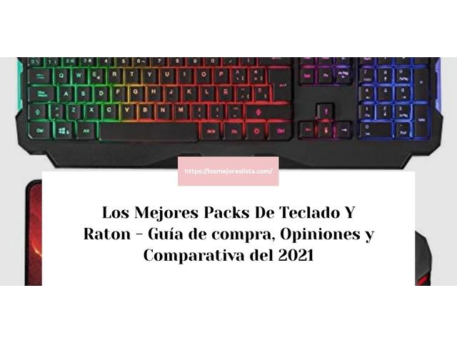 Los Mejores Packs De Teclado Y Raton – Guía de compra, Opiniones y Comparativa del 2021 (España)