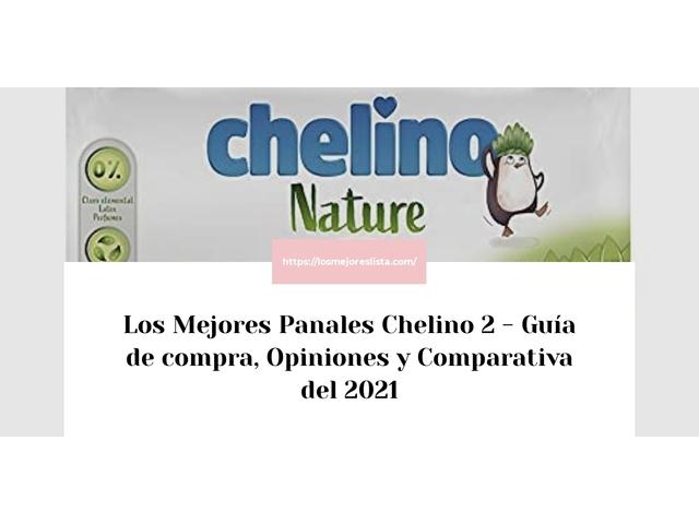 Los Mejores Panales Chelino 2 – Guía de compra, Opiniones y Comparativa del 2021 (España)