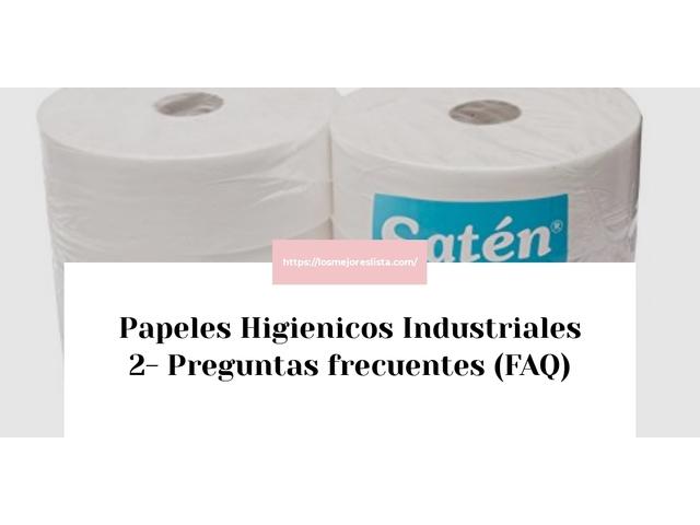 Los Mejores Papeles Higienicos Industriales 2 – Guía de compra, Opiniones y Comparativa del 2021 (España)