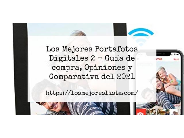 Los Mejores Portafotos Digitales 2 – Guía de compra, Opiniones y Comparativa del 2021 (España)
