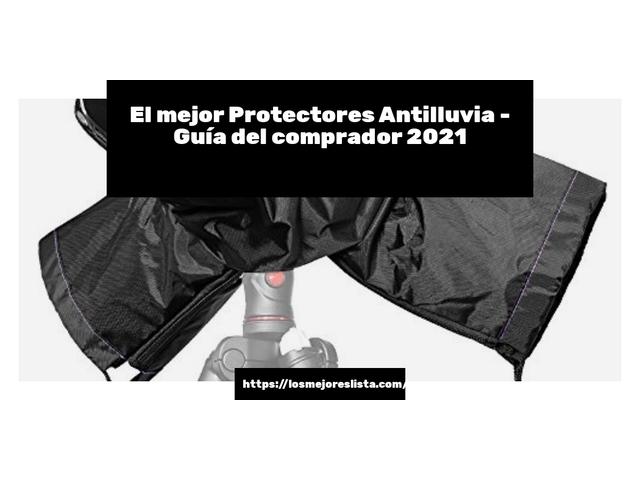 Los Mejores Protectores Antilluvia – Guía de compra, Opiniones y Comparativa del 2021 (España)