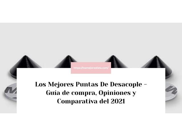 Los Mejores Puntas De Desacople – Guía de compra, Opiniones y Comparativa del 2021 (España)