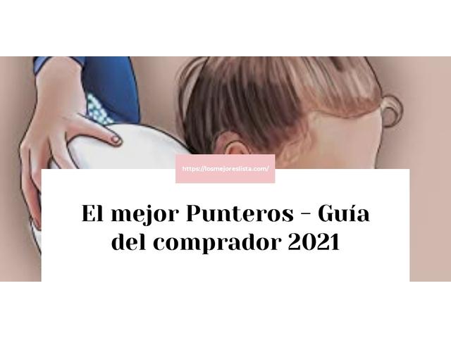 Los Mejores Punteros – Guía de compra, Opiniones y Comparativa del 2021 (España)