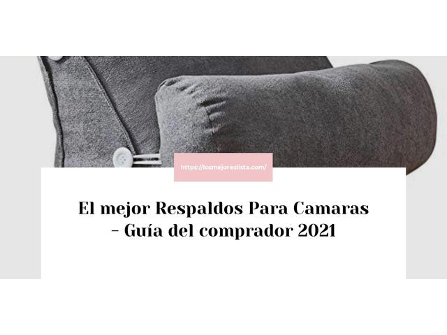 Los Mejores Respaldos Para Camaras – Guía de compra, Opiniones y Comparativa del 2021 (España)