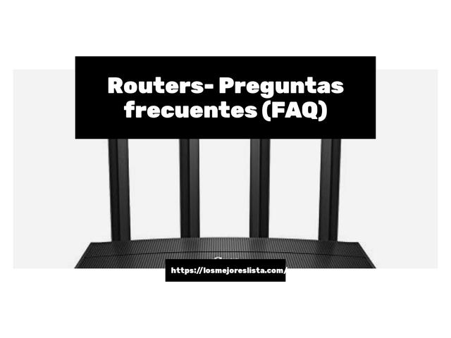 Los Mejores Routers – Guía de compra, Opiniones y Comparativa del 2021 (España)