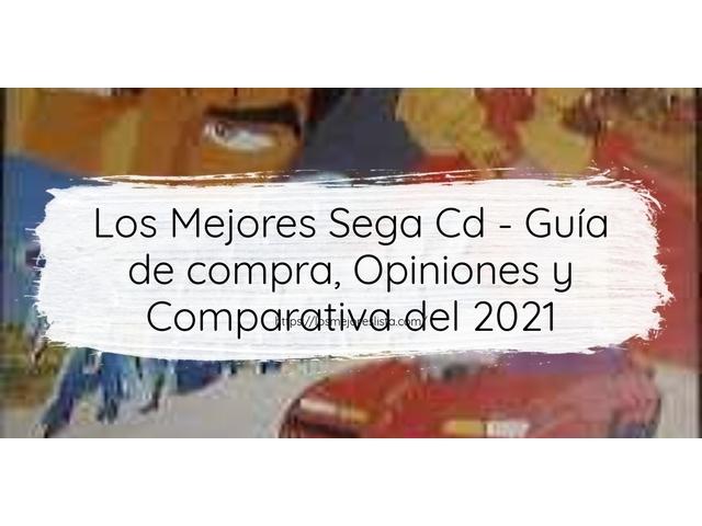 Los Mejores Sega Cd – Guía de compra, Opiniones y Comparativa del 2021 (España)