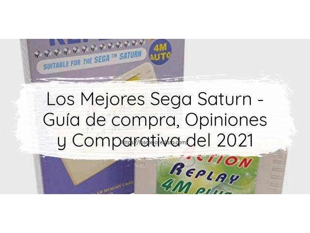 Los Mejores Sega Saturn – Guía de compra, Opiniones y Comparativa del 2021 (España)