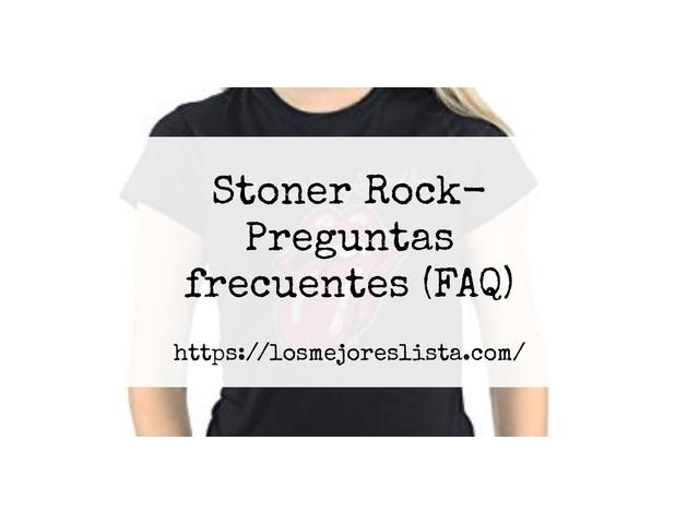 Los Mejores Stoner Rock – Guía de compra, Opiniones y Comparativa del 2021 (España)
